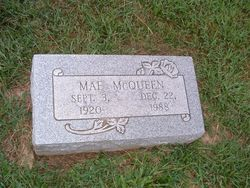 Mae McQueen