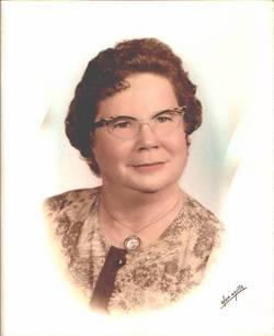 Rosa Ellen <i>Willis</i> Ritchey