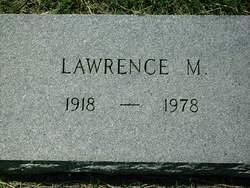 Lawrence Merle Blackwelder