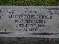Mattie <i>Tyler</i> Turner