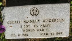 Gerald Manley Anderson