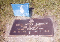 David Duffy Barrow