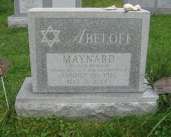 Maynard Abeloff