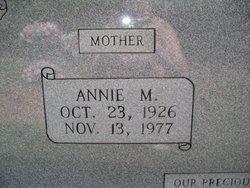 Annie Maude <i>Pate</i> Dulaney