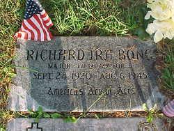 Maj Richard Ira Bong
