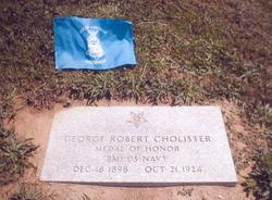 George Robert Cholister