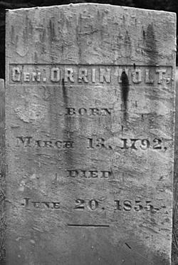 Orrin Holt