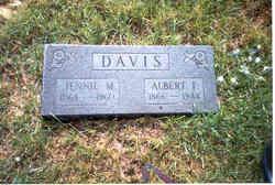 Albert Frederick Davis