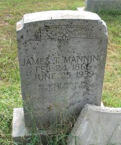 James Thomas Manning