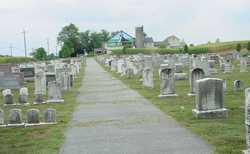 Risser's Mennonite Cemetery
