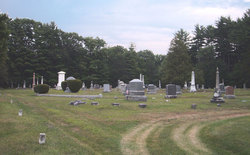 Ashley Falls Cemetery