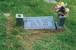 Ray Everett Akers