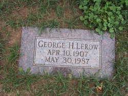 George H Lerow