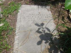 Ralph H. Middleton