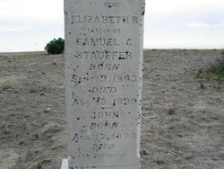 Elizabeth R Stauffer