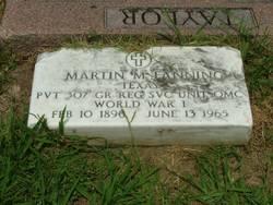 Martin M Fanning