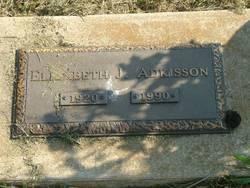 Elizabeth <i>Johnston</i> Adkisson