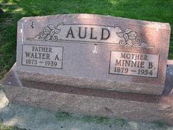 Minnie B. Auld