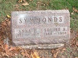 Anna Poland <i>Fisher</i> Symmonds