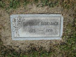 Catherine <i>Emig</i> Budenbach