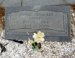 Bonnie <i>Newberry</i> Howell