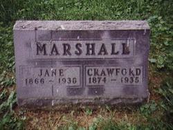 Mattie Jane Jennie Marshall