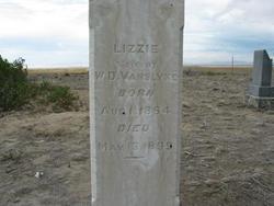 Lizzie Vanslyke