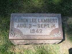 Karen Lee Lambert