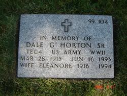 Dale Glenn Horton, Sr