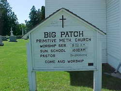 Big Patch Cemetery