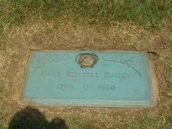 Earl Russell Bailey