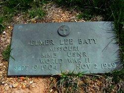 Elmer Lee Baty