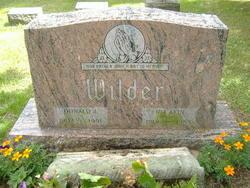 Ida Mae <i>Akin</i> Wilder