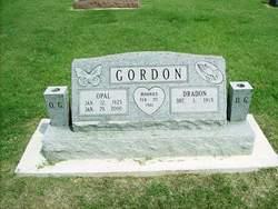 Opal Mae <i>Acker</i> Gordon