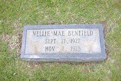 Nellie Mae Benfield