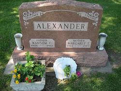 Ransome C. Alexander