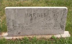 Mary E. Barbee