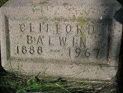 Clifford Baldwin