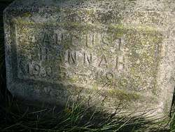 August Hannah