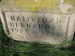 Natividad Hernandez