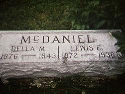 Della Mae Dellie <i>Paris</i> McDaniel