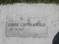 Loaine <i>Coffin</i> Arnold