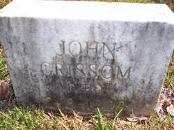 John Grissom