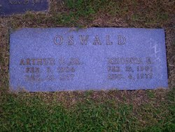 Arthur Charles Oswald, Sr