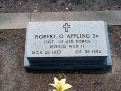 Robert Oscar Appling, Sr