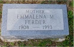 Emmalena M. Ferder