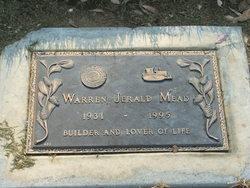 Warren Jerald Mead
