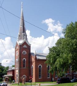 Saint Marys Church and Churchyard