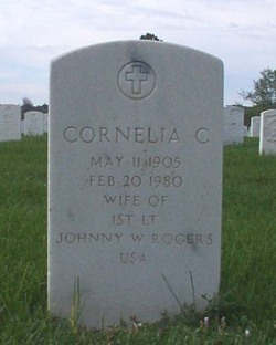 Cornelia C Rogers