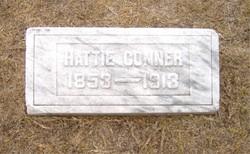 Harriet L. A. Hattie <i>Rimmer</i> Conner